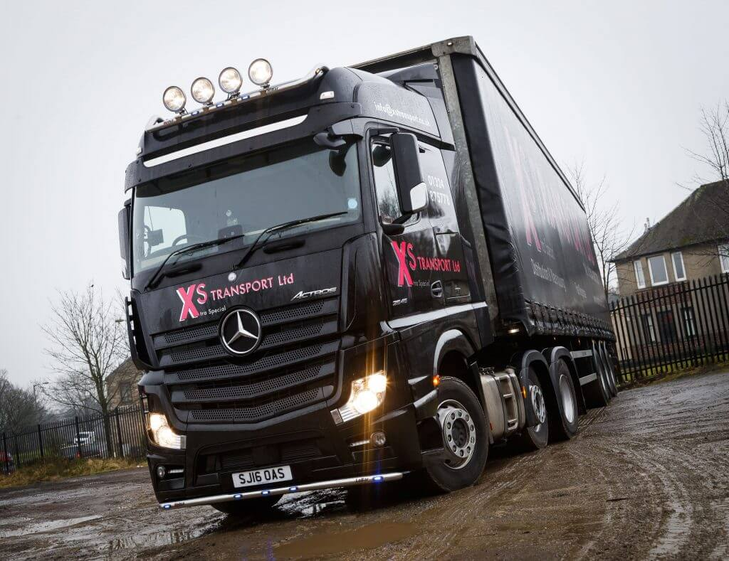 083064b8e2 ... warehousing specialist XS Transport has placed its first order with  Asset Alliance