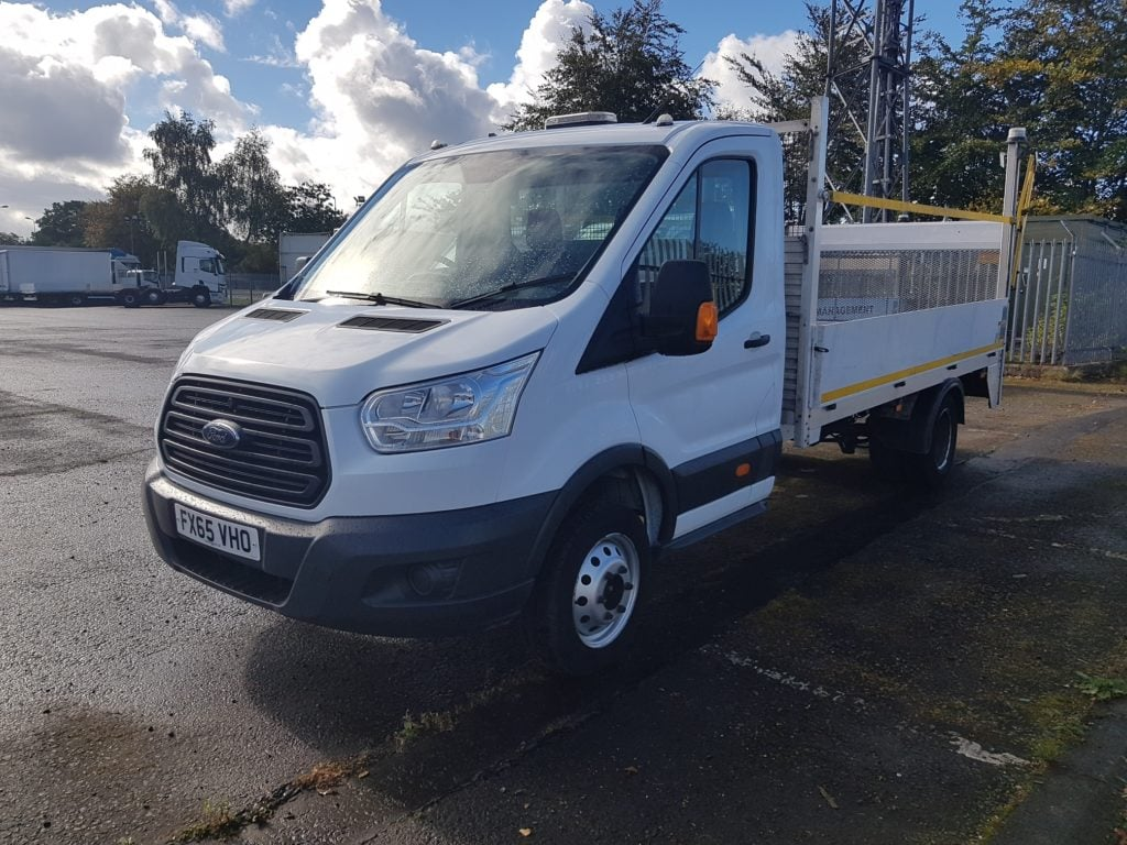 Ford Transit 2.4DCi Duratorq (123PS) 350L (DRW) 350 LWB. 12ft ex traffic management vehicle, 123 BHP, Diesel, Manual, 99,562 miles. £10,999 + VAT, contact Jim Farrell directly on 07890 533587 for more details.