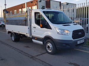 Ford Transit 2.4DCi Duratorq (123PS) 350L (DRW) 350 LWB. 12ft ex traffic management vehicle, 123 BHP, Diesel, Manual, 98,000 miles. £10,999 + VAT, contact Jim Farrell directly on 07890 533587 for more details.