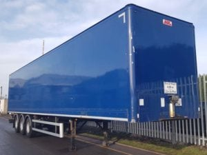 2012 Montracon Tail Lift Box Van. 4.0M high, BPW drum brake axles, roller shutter door with 2.37m clear aperture, Dhollandia tuck away tail lift, raise lower valve, MOT December 2019.