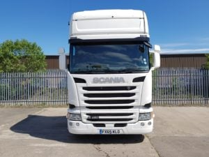 2015 (65) Scania R450 6X2 Topline