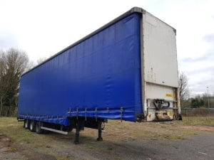 2008 Montracon Step Frame Double Deck Curtainsider that will convert to a Kerruin floor flat. 4.72m overall height, ROR drum brake axles, 265/70r19.5 wheels and tyres, raise lower valve facility. The trailers have a kerruin floor so they will convert to a flat bed Deck dimensions are 4.21m length of top deck with 3.25m clear side aperture as no deck here Bottom bed has a 9.21m length bed and the deck heights are 1.82m on bottom deck and 1.79m on the top deck Choice of 3.