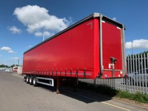2012 Montracon 4.2m Curtainsider. 3 sliding side posts per side, new ENXL rated curtains, 2.67m side aperture, barn doors, BPW drum brakes, wisa deck floor, internal straps, choice of 3.