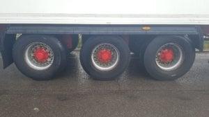 2014 Gray & Adams Refrigerated Trailer - wheels/ tyres