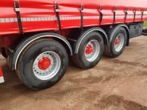 2014 SDC. Trailer wheels/ tyres