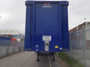 2019 SDC 4.2m Curtainsider. ENXL rated bodies, BPW drum brake axles, Bridgestone tyres, sliding side posts, 2.69m side aperture, 26 internal straps, full manufacturer's warranty applies and choice of 5 becoming available.