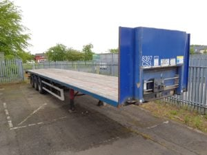 2004 SDC. ROR Axles, Drum Brakes, Keruing Floor, Drive away at £2,500 +VAT.