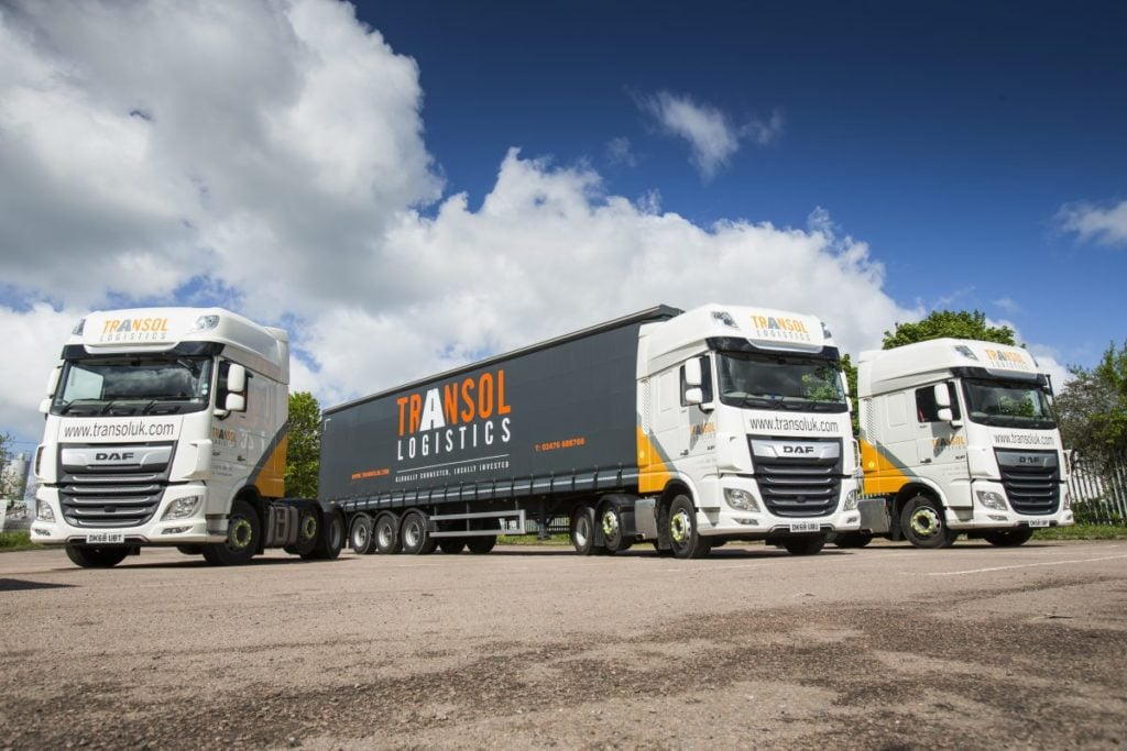 Asset Alliance Group has won a new business contract with road, sea and air transport distribution provider, Transol Logistics, due to its ability to deliver exemplary service, quick turnaround times and competitive pricing.
