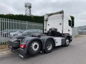 2017 Scania. Euro 6, 450bhp, Twin Sleeper Highline Cab, Opticruise Gearbox, FORS Camera System, Rear Lifting Axle, Fridge, Low KM's, Choice available.