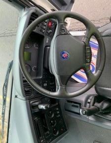 2012 Scania P320. 26 Tonne, Manual Gearbox, Euro 5, Single Sleeper, Reverse Camera System, 28FT Body.