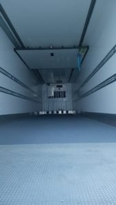2019 Chereau. Carrier Vector 1950Mt Engine, 2.6m Internal Height, SAF Axles, Drum Brakes, Resin Floor, Barn Doors.