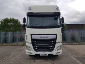 2017 Daf. Euro 6, 460bhp, Superspace Twin Sleeper Cab, Automatic Gearbox, 3.95m Wheelbase, Mid-Lift Axle, Excellent Condition & Choice Available.