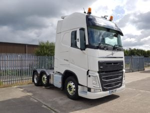 2018 Volvo FH 500 GTXL. Auto, Euro 6, 500bhp, Double Sleeper Globetrotter Cab, PTO, Leather Trim, Camera System.