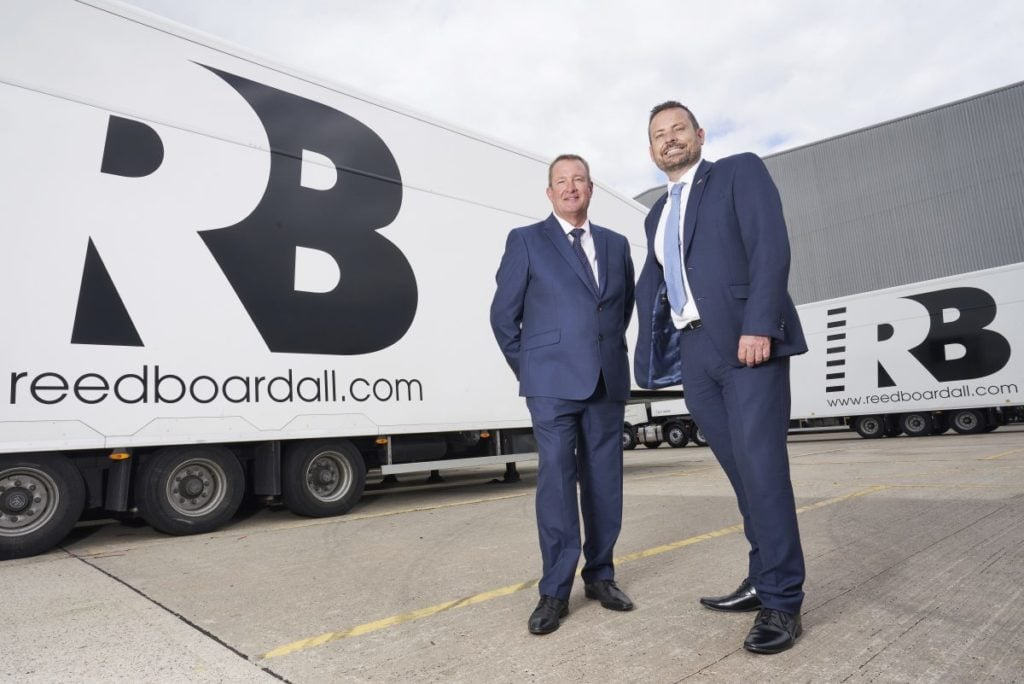Reed Boardall grows double-deck fleet with Asset Alliance Group