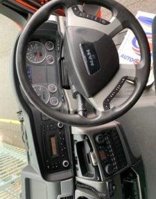 2012 MAN. Euro 5, 320bhp, 26 Tonne, Automatic Gearbox, Single Sleeper Cab, Reverse Camera, Anteo Cantilever Tailift (2000KG Capacity).