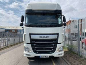 2017 Daf. Euro 6, 460bhp, Superspace Twin Sleeper Cab, Automatic Gearbox, Fridge. Choice Available.