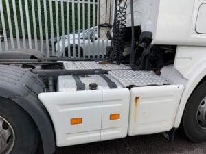 2007 Scania. Euro 4, 480bhp, Twin Sleeper Highline Cab, Opticruise Gearbox, Mid-Lift Axle.