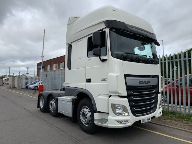 2017 Daf. Euro 6, 460bhp, Superspace Twin Sleeper Cab, Automatic Gearbox, 354,930km, Fridge, Excellent Condition & Choice Available.