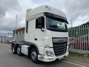 2017 DAF. Euro 6, 460bhp, Superspace Twin Sleeper Cab, Automatic Gearbox, 3.95m Wheelbase, Mid-Lift Axle, 342,189km, Excellent Condition & Choice Available.