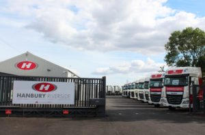 Premium used commercial vehicle specialist, Hanbury Riverside, has extended its reach by moving to a two-acre site near Ipswich
