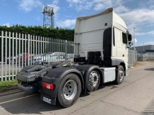 2017 Daf. Euro 6, 460bhp, Superspace Twin Sleeper Cab, Automatic Gearbox, 3.95m Wheelbase, Mid-Lift Axle, 318,446KM, Excellent Condition & Choice Available.