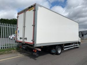 2017 (67) Daf LF. Euro 6, 180bhp, Day Cab, 12 Tonne, Automatic Gearbox, 124,261km, Box Body with Anteo Tuckaway Tailift (1500KG Capacity), 24ft Internal Length, Choice Available.