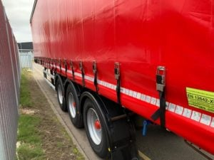 2012 Montracon. 4.2m External Height, 2.67m Internal Height, BPW Axles, Drum Brakes, Wisa Deck Floor, Barn Doors, Side Posts, Supplied with Brand New ENXL Rated Curtains.