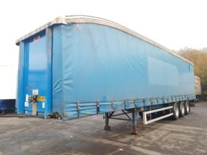 2010 SDC Eco Front Curtainsider