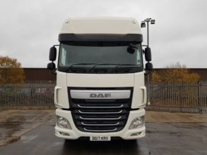 2017 Daf Tractor Unit. 2017 Daf XF. Euro 6, 510bhp, Superspace Twin Sleeper Cab, AS Tronic Automatic Gearbox, Steering Wheel Controls, Aluminium Catwalk Infill, Warranty & Choice Available.