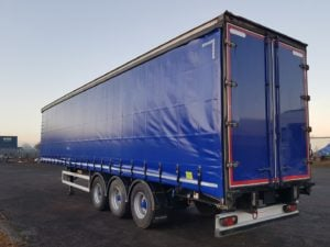 2012 Montracon 4.2m Curtainsider