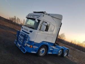 2017 Scania R450
