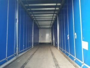 2015 Montracon 4.5M Curtainsider