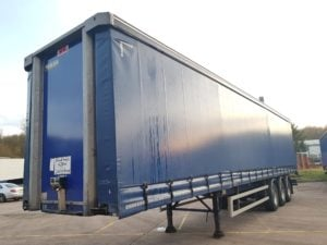 2016 SDC 4.2m Curtainsider