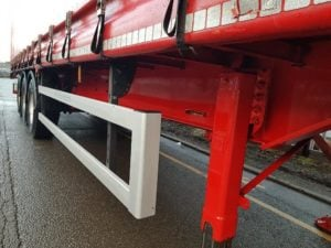 Montracon 4.47M Curtainsider