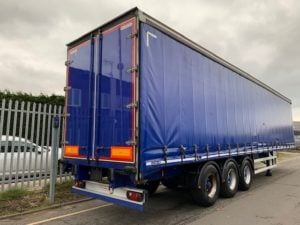 2014 Montracon. 4.2m External Height, 2.67m Internal Height, BPW Axles, Drum Brakes, Wisa Deck Floor, Barn Doors, 4 Side Posts, Raise Lower Valve Facility.