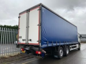 2017 (67) Daf Curtainsider. 26 Tonne, Anteo Tuckunder Tailift (1500KG Capacity), Sleeper Cab, Euro 6, AS Tronic Automatic Gearbox, Barn Doors, Warranty Available.