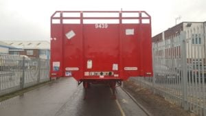 2016 Montracon Flatbed. Extends from 45 Foot to 65 Foot, SAF Axles, Drum Brakes, Keruing Floor, 12 x Posts and Sockets, Raise Lower Valve Facility, 09/20 MOT.