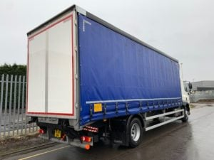 2016 (66) Daf Curtainsider, 18 Tonne, Dhollandia Tuckunder Tailift (1500KG Capacity), 27 Foot Body, Sleeper Cab, Euro 6, AS Tronic Automatic Gearbox, 19,474km, Warranty Available.