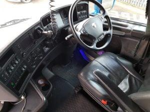 2016 R580 V8 Scania