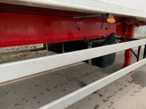 2018 Gray & Adams Dual Temp Fridge. Carrier Vector 1950 Mt, 2.59m Internal Height, BPW Axles, Drum Brakes, Resin Floor, Roller Shutter Door, 2 x Load Lock Rails, Raise Lower Valve Facility.