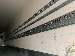 2016 Chereau Single Temp Fridge Trailer. Thermoking SLXe 300 Engine, BPW Axles, Drum Brakes, Resin Floor, Barn Doors, 2 x Types of Load Lock Rail, Raise Lower Valve Facility.
