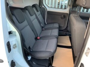 2016 (66) Mercedes Citan 1.5CDi Extra Long 109 Crew Cab. Manual Gearbox, 74,939 Miles, Reverse Camera, AM/FM Stereo, CD Player, Navigation System, Cruise Control, Power-assisted Steering (PAS), Anti-Lock Brakes (ABS), Drivers Airbag, Electronic Stability Program (ESP), Immobiliser, Xenon Headlights.