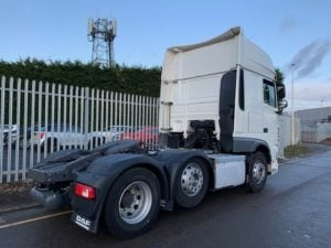 2016 (66) Daf XF. Euro 6, 460bhp, Superspace Twin Sleeper Cab, AS Tronic Automatic Gearbox, 3.95m Wheelbase, Mid-Lift Axle, Steering Wheel Controls, Fridge. Choice & Warranty Available.