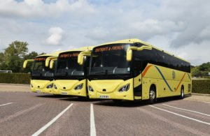 Southgate & Finchley Coaches refreshes fleet with Asset Alliance Group