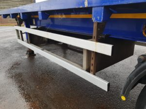 2017 Dennison Timber Spec Flatbed. 13.6m Tri Axle, BPW Axles, Drum Brakes, Alcoa Dura Bright Wheels, Keruing Floor, Posts & Sockets, 1 x Toolbox, Storage Trays. Choice of 4 Available.