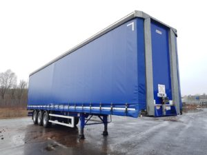 2018 Dennison Curtainsider. 4.6m External Height, 3m Internal Height, BPW Axles, Drum Brakes, Keruing Floor, Barn Doors.