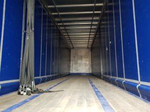 2018 Dennison Curtainsider. 4.6m External Height, 3m Internal Height, BPW Axles, Drum Brakes, Keruing Floor, Barn Doors.