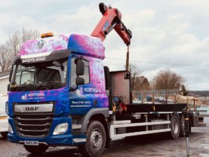 Northseal Scaffolding reaches new heights with vehicle from Asset Alliance Group