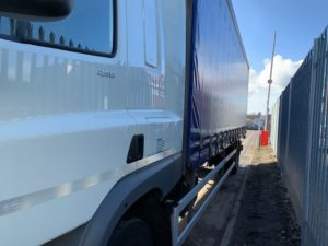 2016 (66) Daf Curtainsider, 18 Tonne, Dhollandia Tuckunder Tailift (1500KG Capacity),27 Foot Body, Euro 6, AS Tronic Automatic Gearbox, Tailift Barriers, Low Mileage, Choice & Warranty Available.