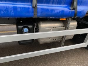 2017 (66) Daf Curtainsider, 18 Tonne, Dhollandia Tuckunder Tailift (1500KG Capacity), 27 Foot Body, Euro 6, 250bhp, AS Tronic Automatic Gearbox, Tailift Barriers, Low Mileage, Xtra Comfort Mattress, Choice & Warranty Available.